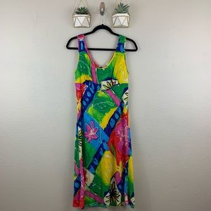 Jams world fusion dress size small floral
